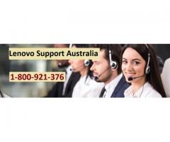 Get dial Lenovo Customer Support Australia 1-800-921-376.
