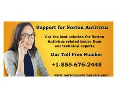 Norton Phone Number +1-855-676-2448