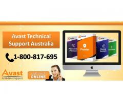 Dial Avast Helpline Number for Tech Support 1800-817-695