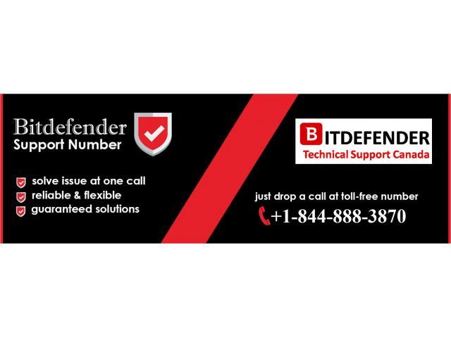 Dial Bitdefender Support Number and Get Solution +1-844-888-3870