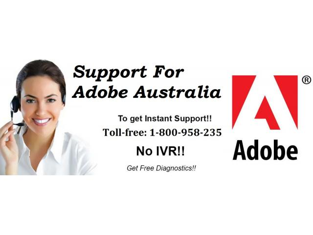 Dial Adobe Customer Support Number 1-800-958-235