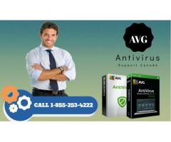 Dial Toll-Free AVG Support Number 1-855-253-4222