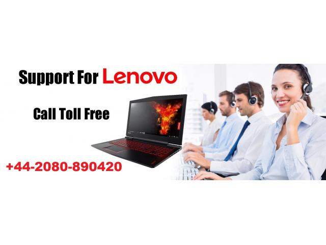 Lenovo Phone Number for Technical Support +44-2080-890420