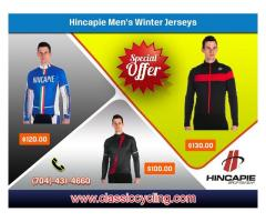 Hincapie Performer & Power Long Sleeve Men Jersey by Classic Cycling - Winter Clearance