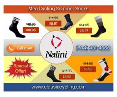Special Offer on Nalini Men Cycling Summer Socks