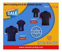 Huge Summer Sale on Le Col Men Cycling Jerseys - Upto 68% OFF 3 Days ONLY | Classic Cycling
