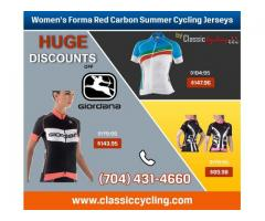 Summer Clearance Sale | Giordana Women's Cycling Jerseys - Free Shipping Over $49.99