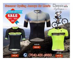 Huge Summer Sale on Classic Cycling Men Jerseys – Up to 50% OFF at Classiccycling.com