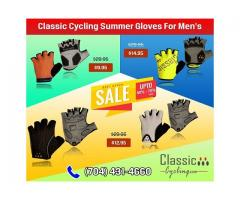 Summer Clearance Sale | Up to 67% Discount on Classic Cycling Men's Gloves