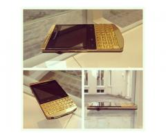 Brand New BlackBerry Porsche Design P9981 With Arabic And English Keyboard And Special VIP PIN